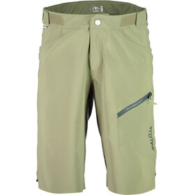 Maloja LuisM. Multisport Shorts Men bamboo
